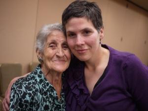 Niki's Abuela Gisela